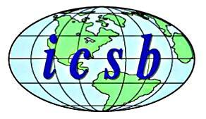 ICSB color logo